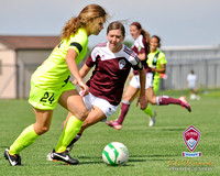 Colorado Rapids Women vs. Pali Blues 6/16/13