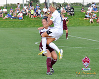 Colorado Rapids Women vs LA Strikers 7/11/13