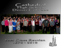 Cathedral HS Class of 1970 Reunion